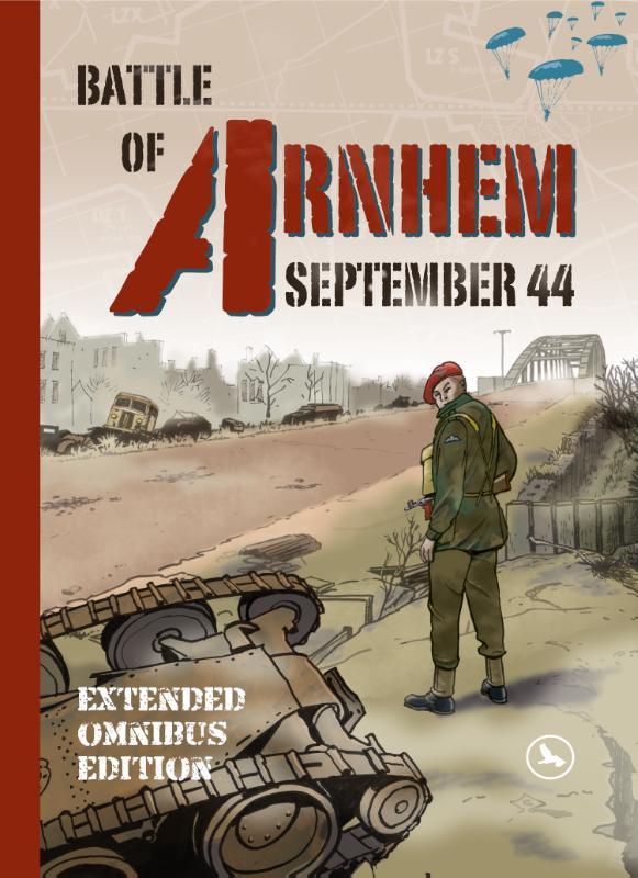 Cover The Battle of Arnhem September 1944