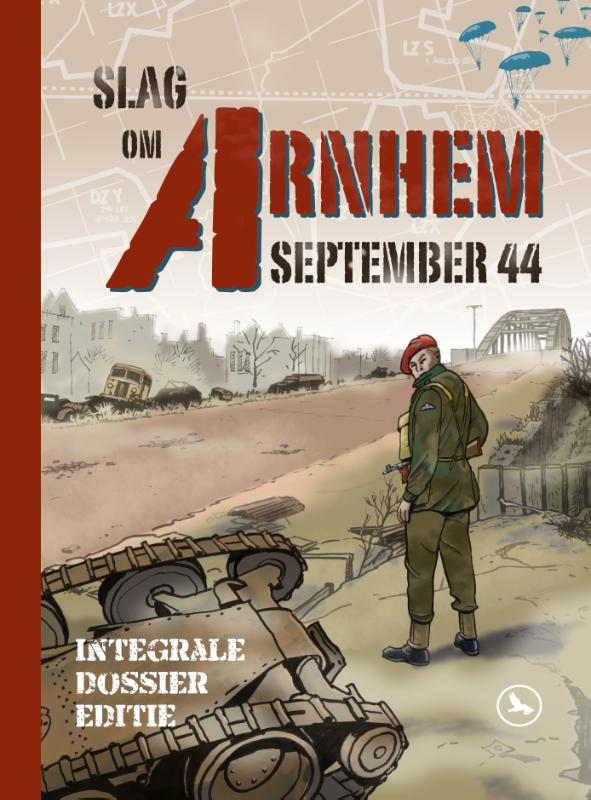 Cover De Slag om Arnhem September 1944