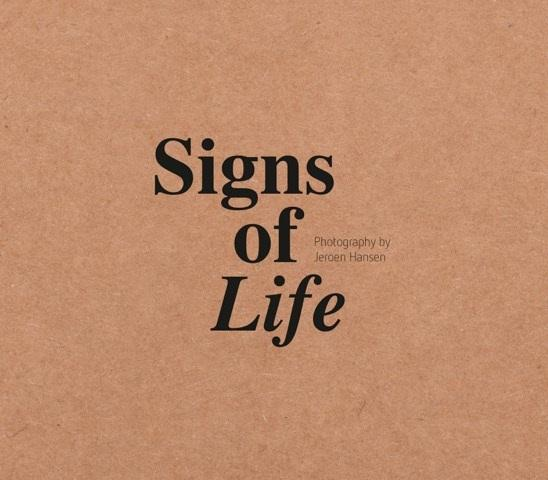 Cover Signs of life