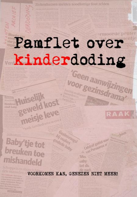 Cover Pamflet over kinderdoding
