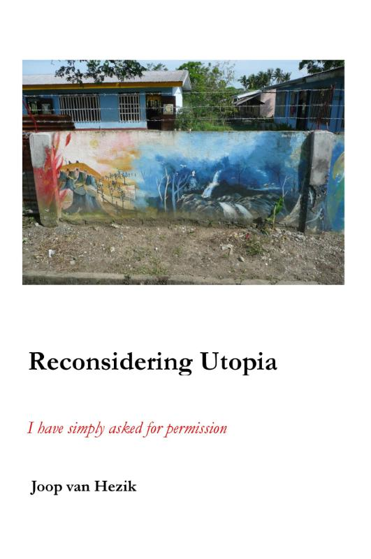 Cover Reconsidering Utopia