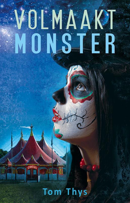 Cover Volmaakt monster