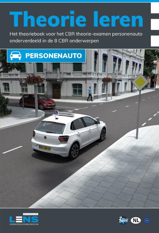 Cover Theorie leren Personenauto