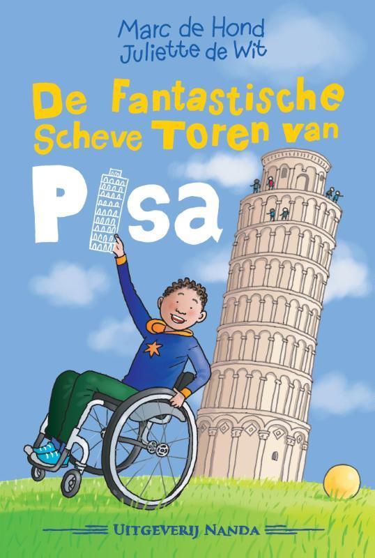 Cover De fantastische scheve toren van Pisa