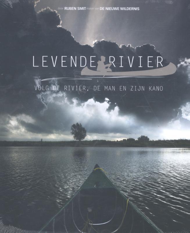 Cover De levende rivier