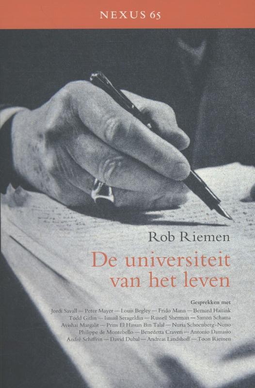 Cover De universiteit van het leven