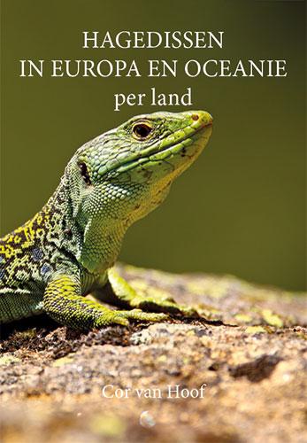 Cover Hagedissen in Europa en Oceanie per land