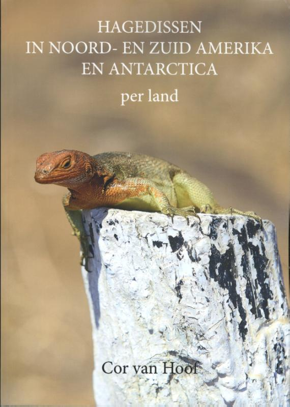 Cover Hagedissen in Noord- en Zuid Amerika en Antarctica