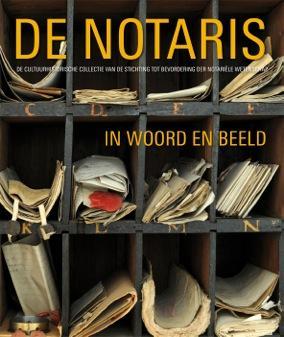 Cover De notaris in woord en beeld