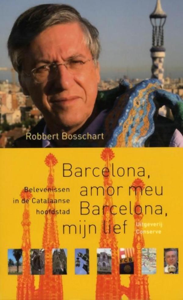 Cover Barcelona amor meu Barcelona mijn lief