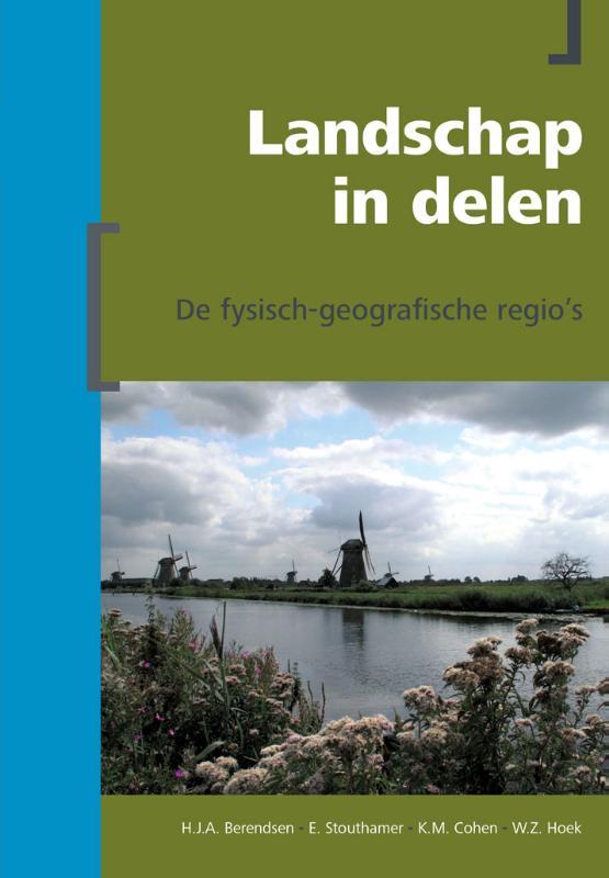 Cover Landschap in Delen