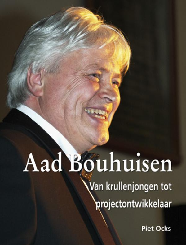 Cover Aad Bouhuisen