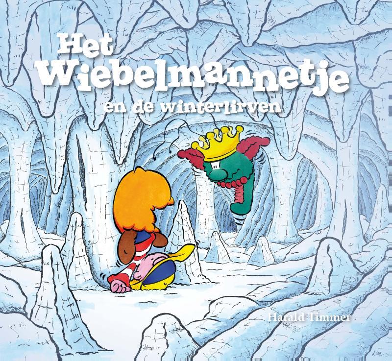 Cover Het wiebelmannetje en de winterlirven