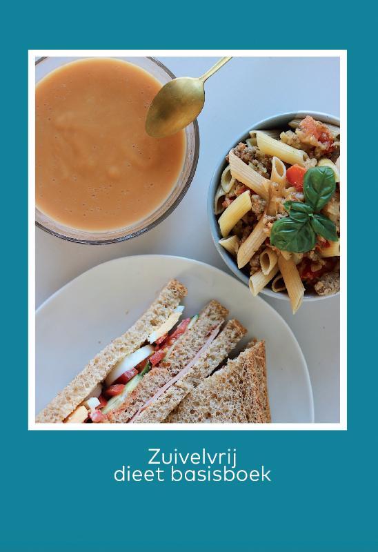 Cover Zuivelvrij dieet basisboek