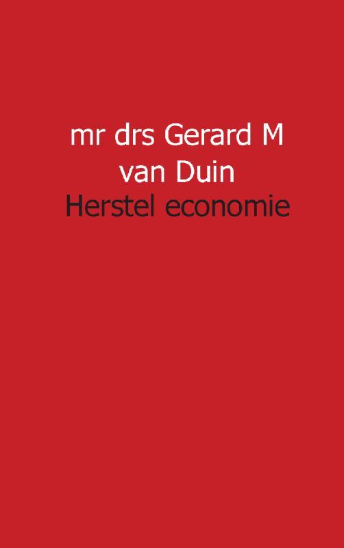 Cover Herstel economie