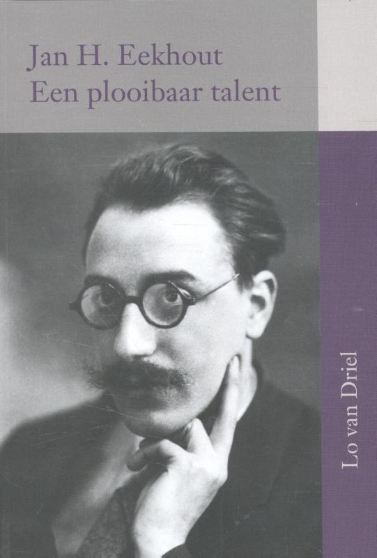 Cover Jan H. Eekhout