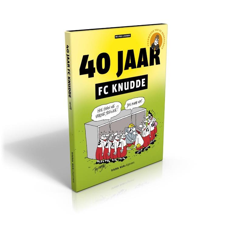 Cover 40 jaar FC Knudde