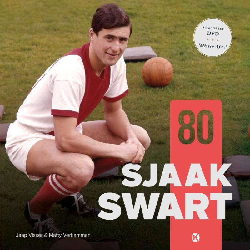 Cover Sjaak Swart 80 - LUXE EDITIE