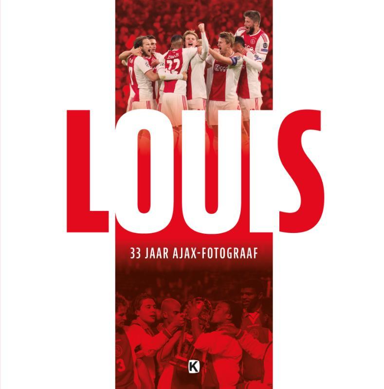 Cover LOUIS - een en al Ajax