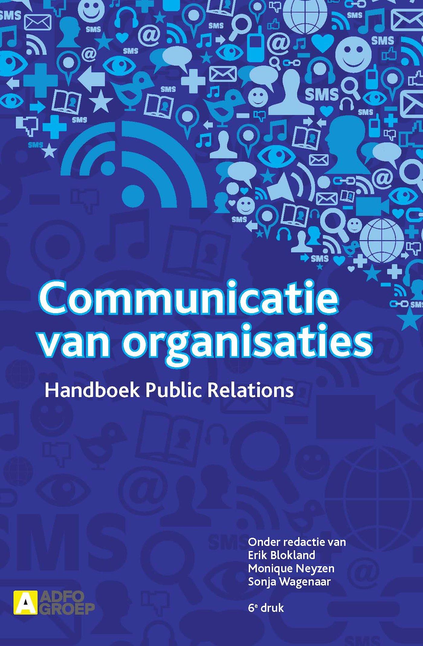 Cover Communicatie van organisaties