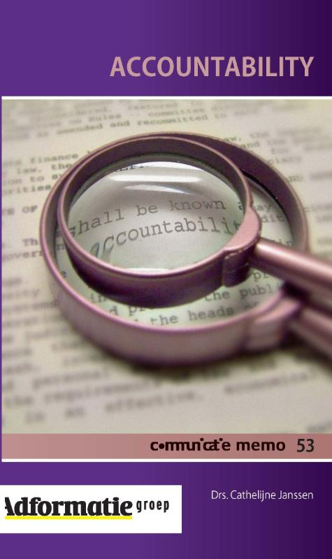 Cover Accountability