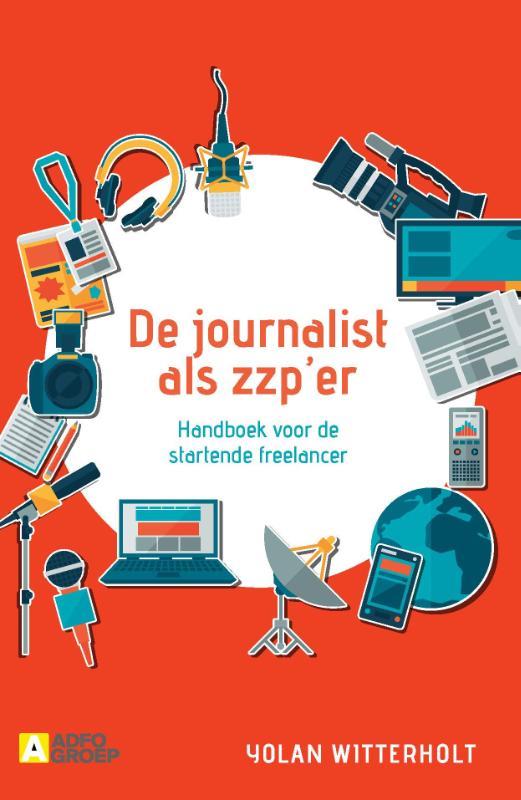 Cover De journalist als zzp-er