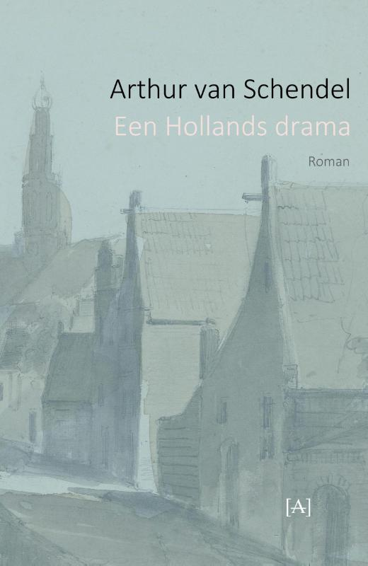 Cover Een Hollands drama