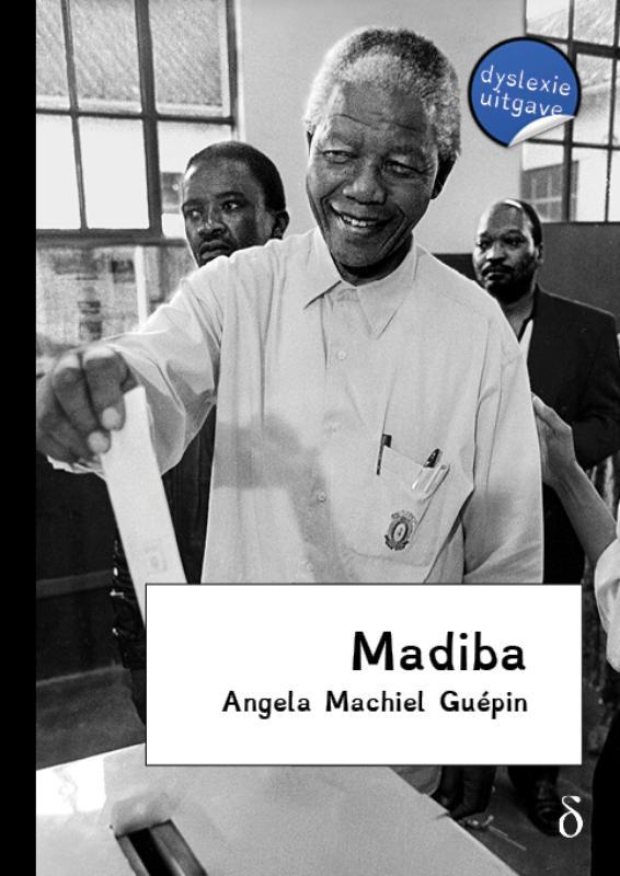 Cover Madiba - dyslexieuitgave