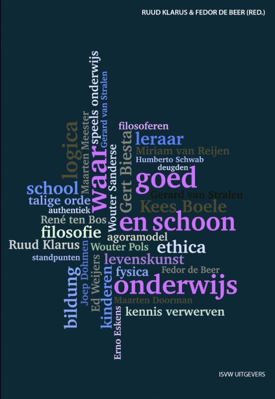 Cover Waar, goed en schoon onderwijs