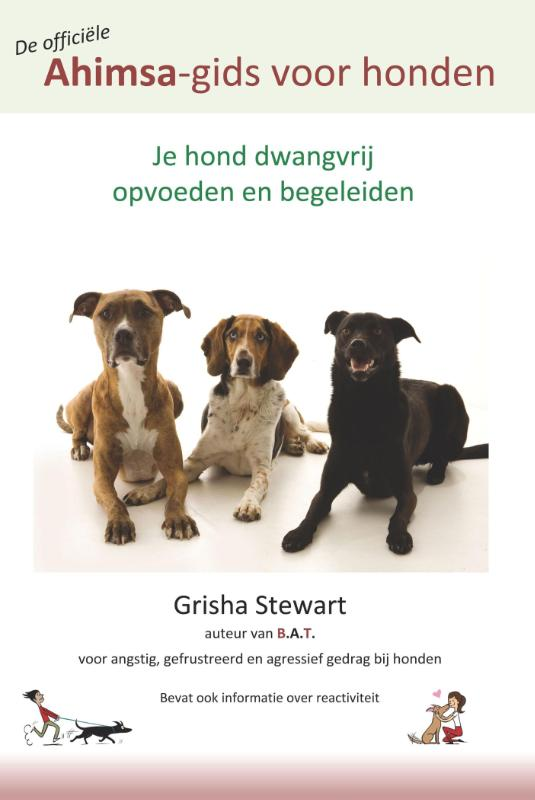 Cover De officiële Ahimsa-gids voor honden