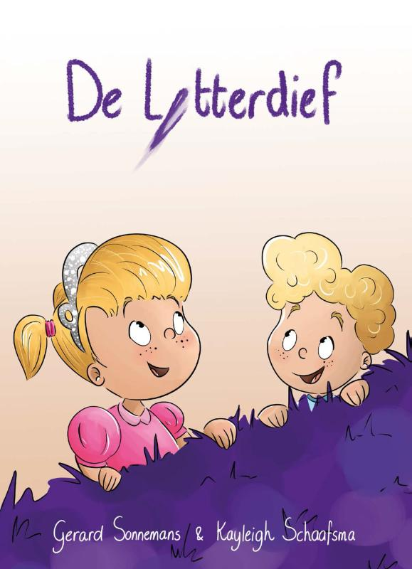 Cover De letterdief