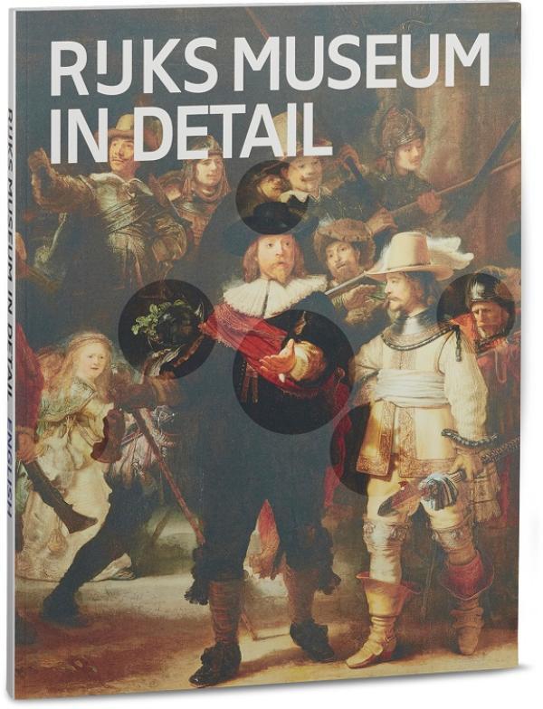 Cover Rijksmuseum in Detail