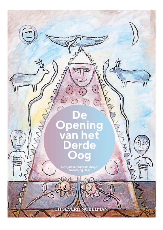 Cover De opening van het derde oog
