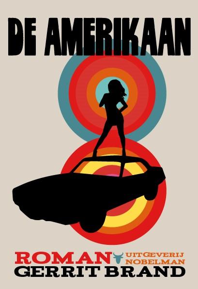 Cover De Amerikaan