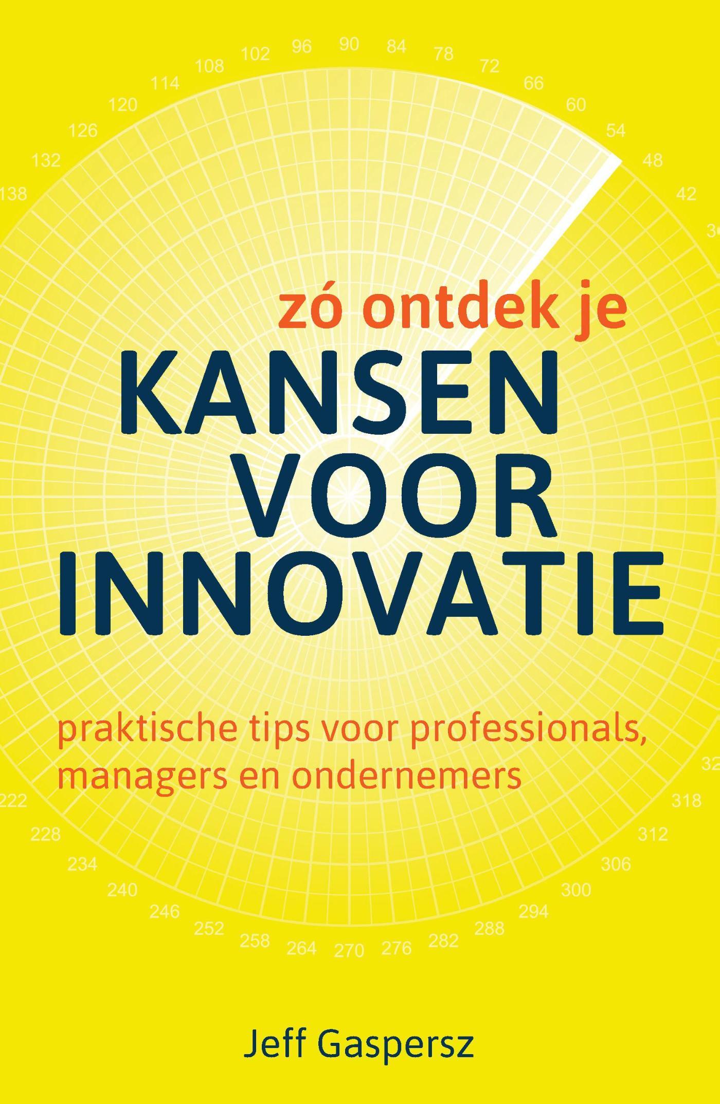 Cover Zó ontdek je kansen voor innovatie
