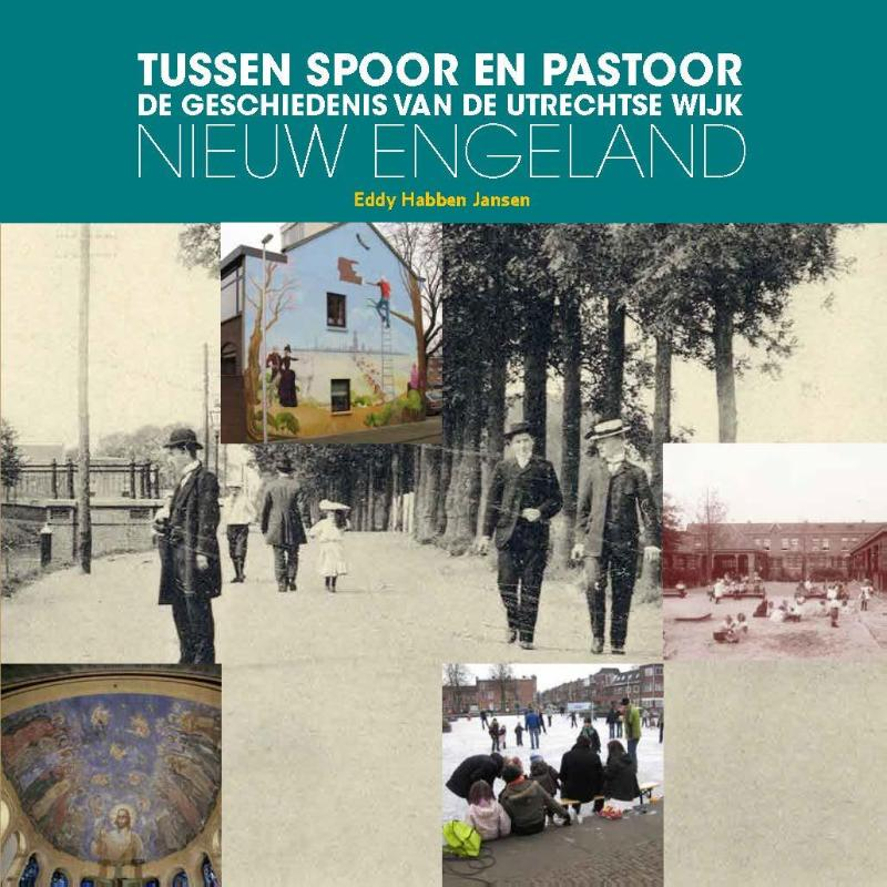 Cover Tussen spoor en pastoor