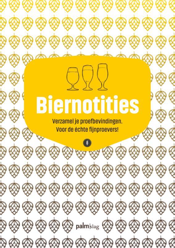 Cover Biernotities