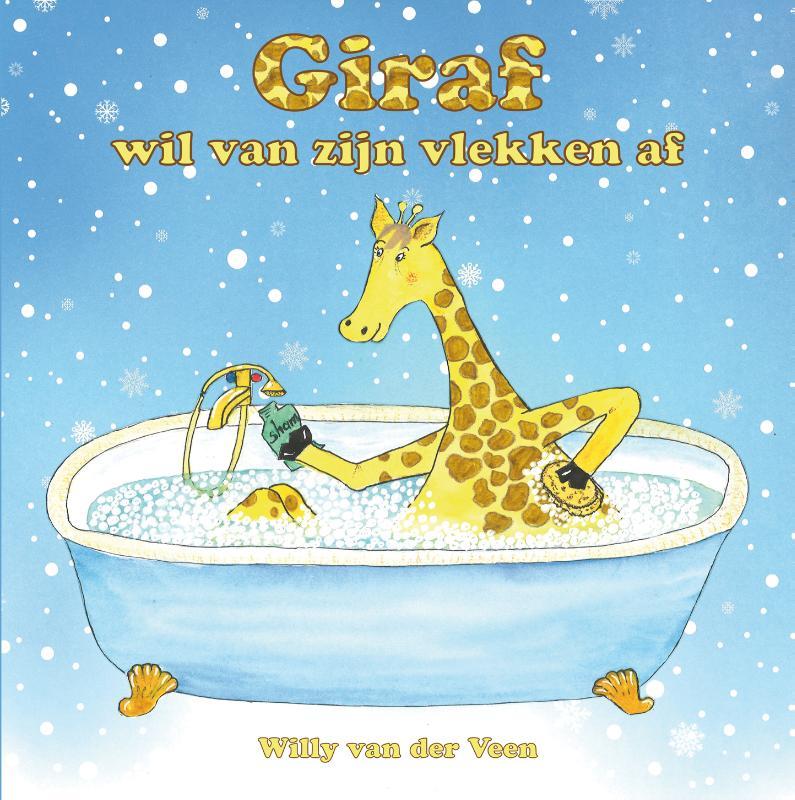 Cover Giraf wil van zijn vlekken af