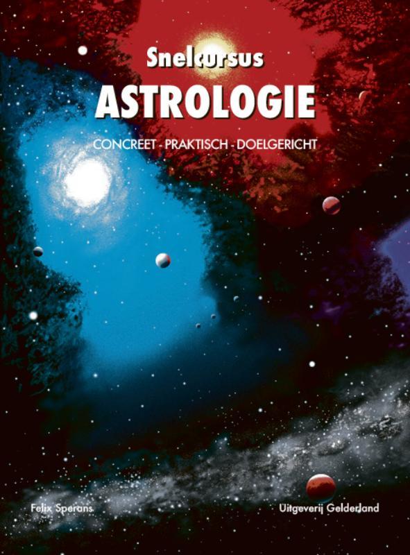 Cover Snelcursus Astrologie