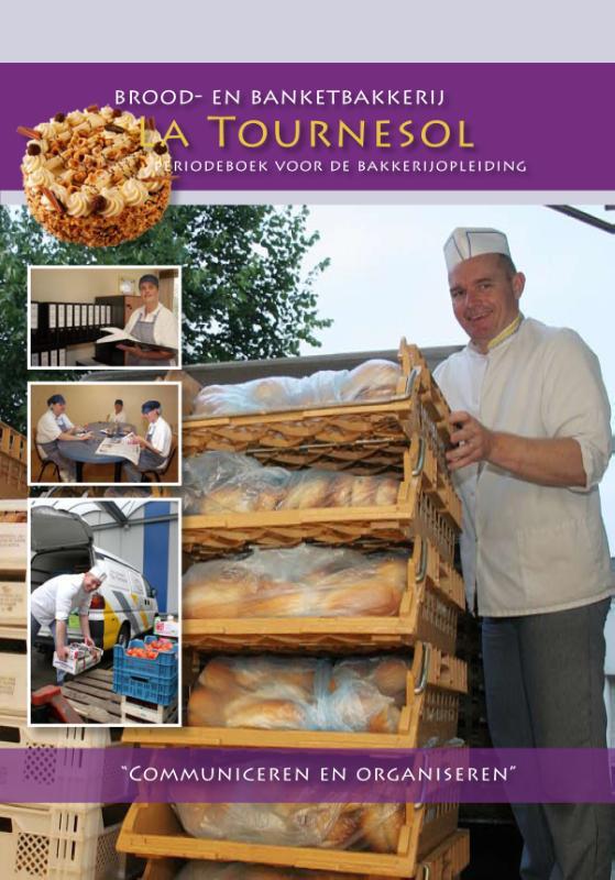 Cover Brood en banketbakkerij la Tournesol