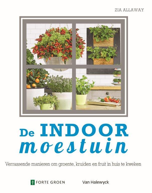 Cover De indoor moestuin