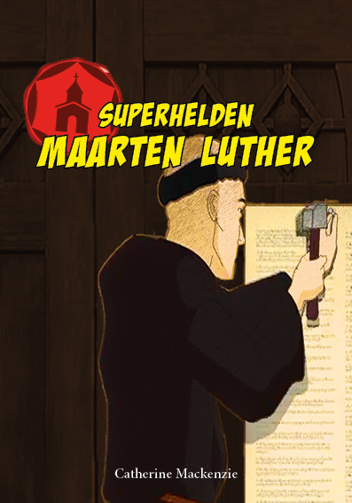 Cover Maarten Luther