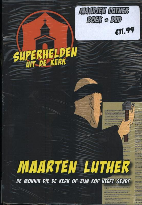 Cover Maarten Luther