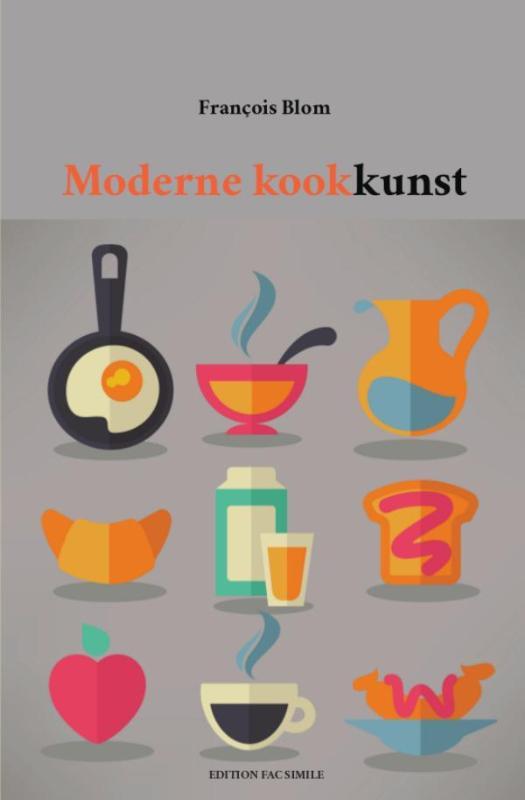 Cover Moderne kookkunst