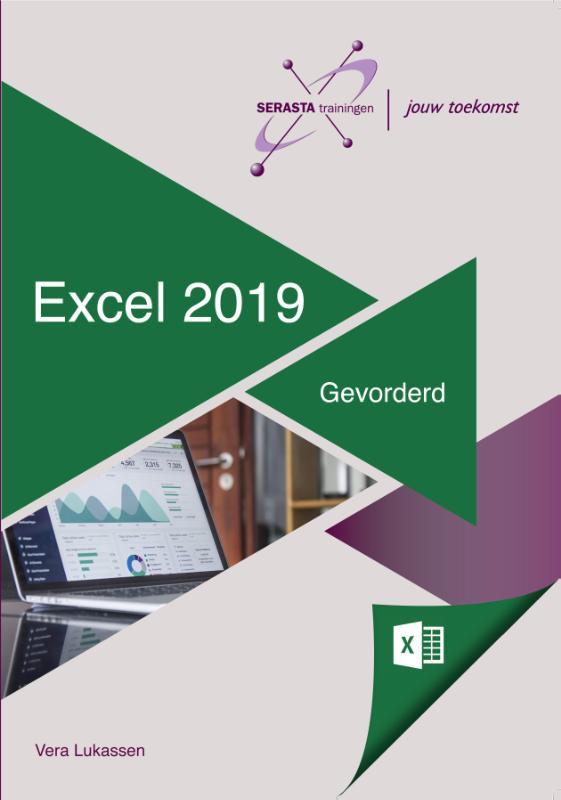 Cover Excel 2019 Gevorderd
