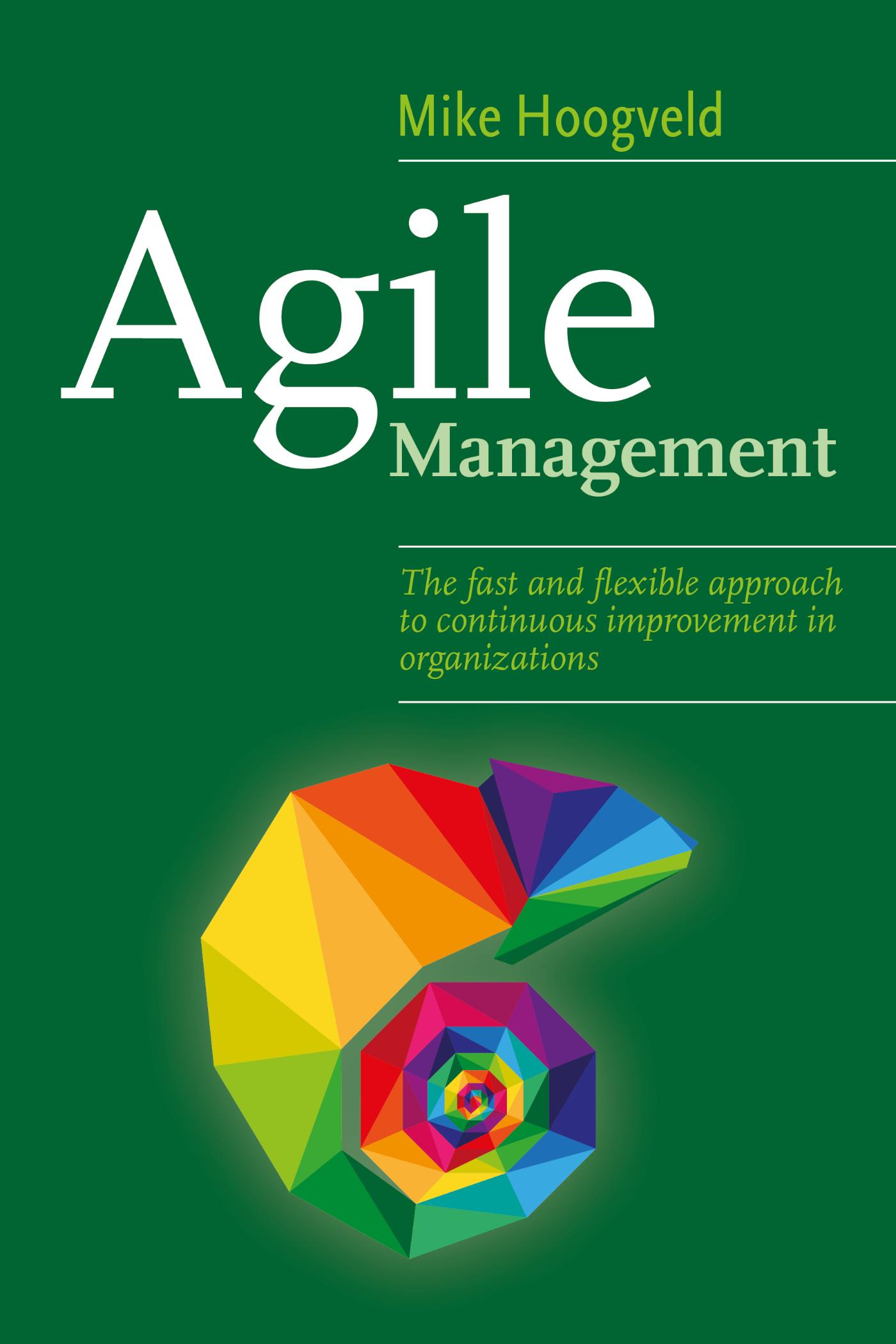 Cover Agile Management