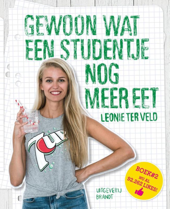 Cover Gewoon wat een studentje nog meer eet
