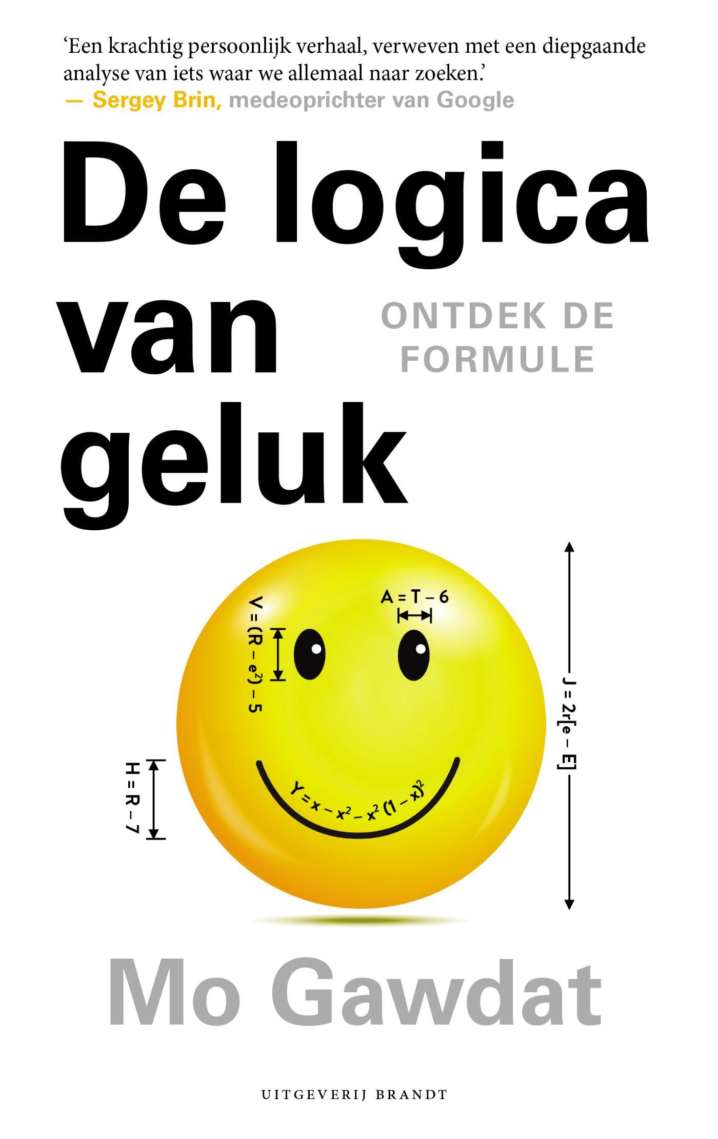 Cover De logica van geluk