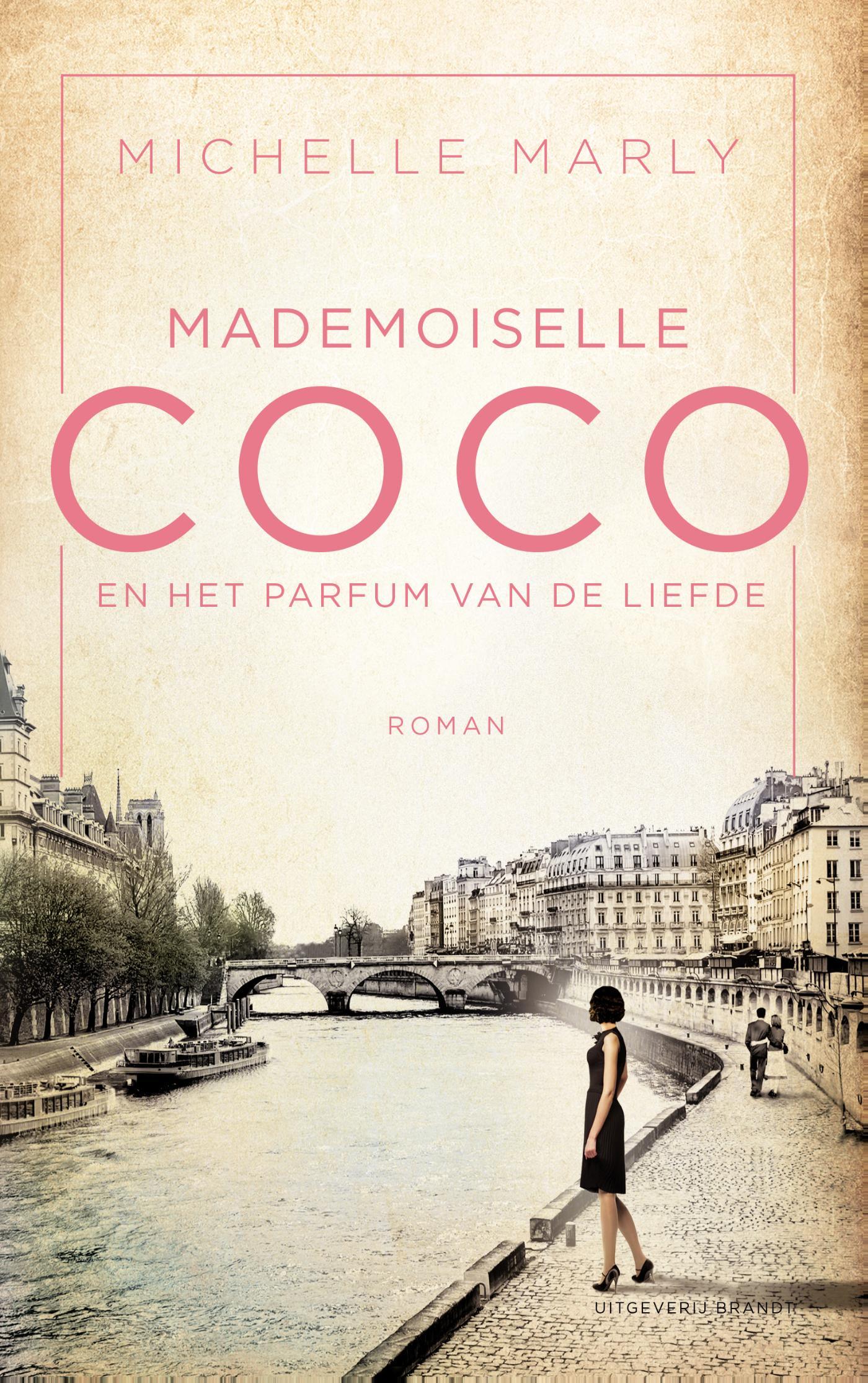 Cover Mademoiselle Coco en het parfum van de liefde
