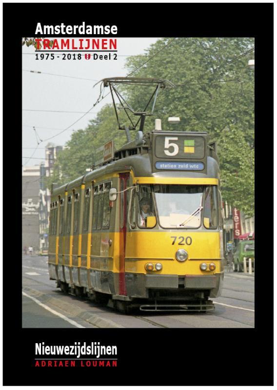 Cover Nieuwezijdslijnen